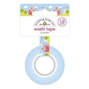 Doodlebug - On the Farm Washi tape