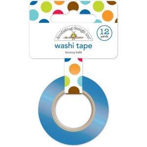 Doodlebug - Bouncy Balls Washi Tape