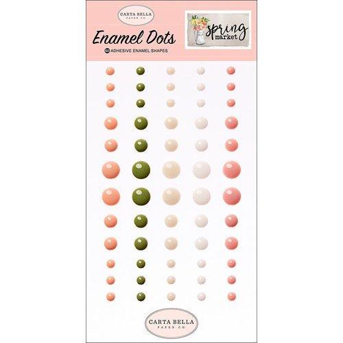 Carta Bella-Spring Market Enamel Dots