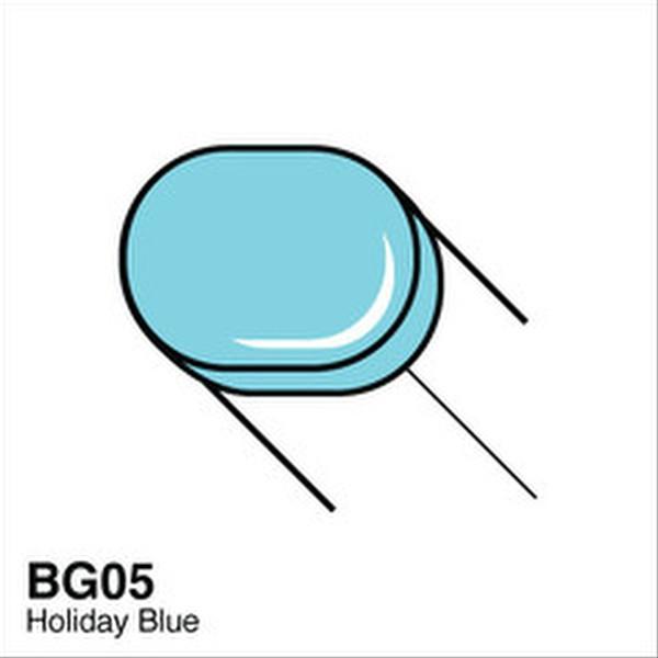 Copic BG05 Holiday Blue Sketch Marker