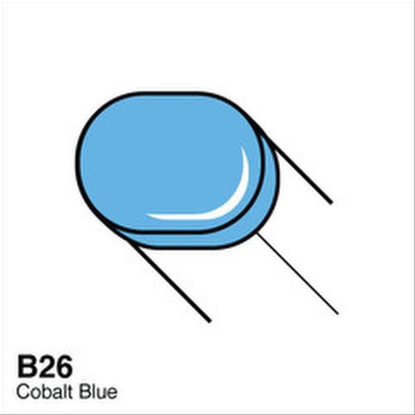 Copic B26 Cobalt Blue Sketch Marker