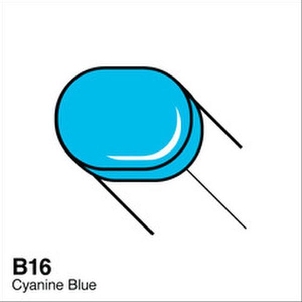 Copic B16 Cyanine Blue Sketch Marker