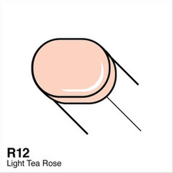 Copic R12 Light Tea Rose Sketch Marker
