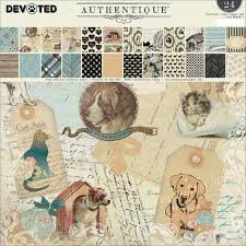 Authentique - Devoted 12x12 Paper Pad