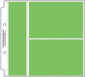 Doodlebug - Horizontal Photo/Recipe Card Protectors
