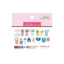 Bella Blvd. - Popsicles & Pandas Designer CLips