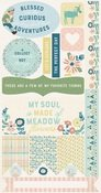Authentique - Meadow Components Die Cuts