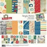 Simple Stories - Travel Notes 12x12 Collection Kit