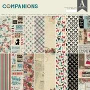 Authentique - Companions 12x12 Paper Pad