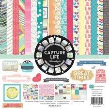 Echo Park - Capture Life Collection Kit