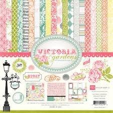 Echo Park - Victoria Gardens Collection Kit 12x12