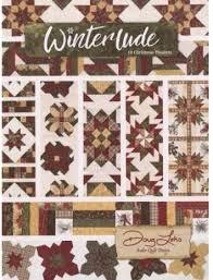 ANtler Quilt Design - Winterlude Quilt Pattern Book