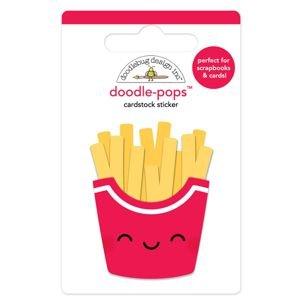 Doodlebug - Fry Day Doodle-Pops