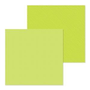 Doodlebug - Petite Prints Citrus Dot-Stripe