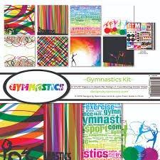 Reminisce - Gymnastics Collection Kit