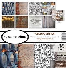 Reminisce - Country Life Collection Kit