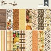 Authentique - Pleasant 12x12 Paper Pad