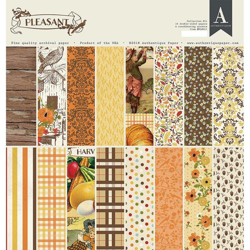 Authentique - Pleasant Collection Kit