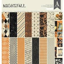 Authentique - Nightfall Collection Kit