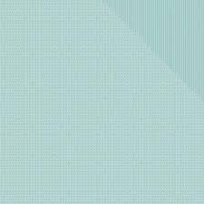 Authentique - Spectrum Robin's Egg 12x12 Paper