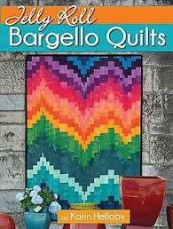 Jelly Roll Bargello Quilts Pattern Book