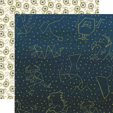Echo Park - Adventure Awaits Written in the Stars 12x12 Paper