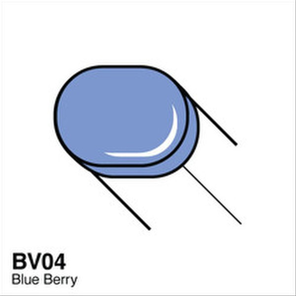 Copic BV04 Blue Berry Sketch Marker