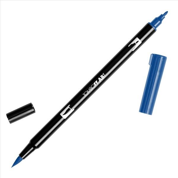 Tombow - Deep Blue Dual Brush Marker #565