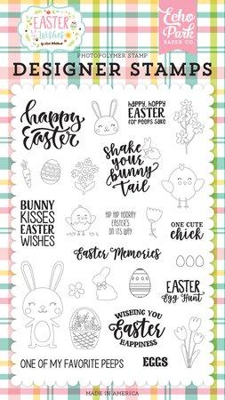 Echo Park - Easter Memories Stamp Set