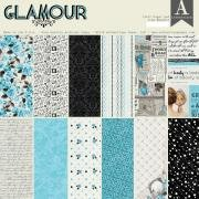 Authentique - Glamour 12x12 Paper Pad