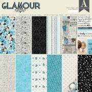 Authentique - Glamour 12x12 Paper Pad