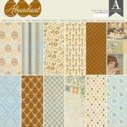 Authentique - Abundant 12x12 Paper Pad
