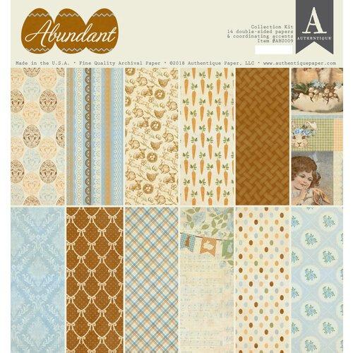 Authentique - Abundant 12x12 Collection Kit