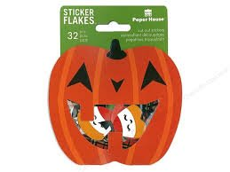 Paper House - Halloween Sticker Flakes