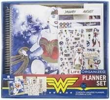 Paper House - Wonder Woman Large Planner Set