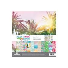 Paper House - Paradise Found Florida Crafting kit