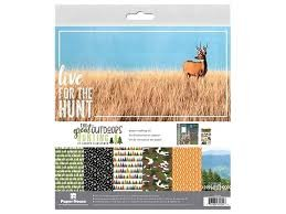 Paper House - The Great Outdoors Hunting Crafting Kit