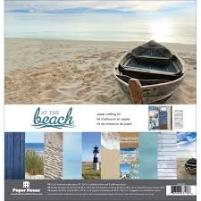 Paper House - At the Beach Crafting Kit