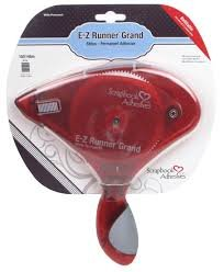 Scrapbook Adhesives - E-Z Runner Grand Tape Gun