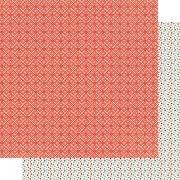 Authentique - Ingredient Eight 12x12 Paper