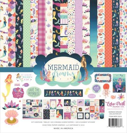 Echo Park - Mermaid Dreams Collection Kit