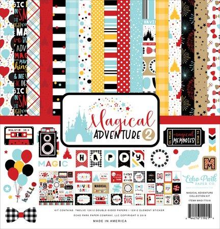 Echo Park - Magical Adventure 2 Collection Kit