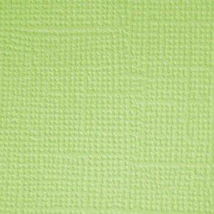 Doodlebug - Limeade Cardstock 12x12