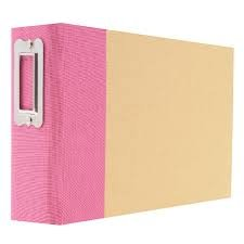 Simple Stories - Sn@p 4x6 Binder Pink
