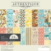 Authentique 0 Endless 8x8 Paper Pad