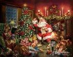 Hoffman Fabrics - Christmas Q4454 161