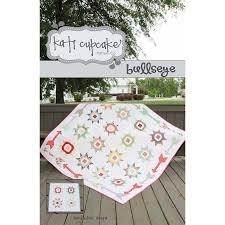 Kati Cupcake - Bullseye Quilt Pattern