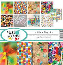 Reminisce - Kids at Play Collection Kit