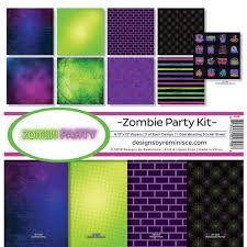 Ella & Viv - Zombie Party Kit