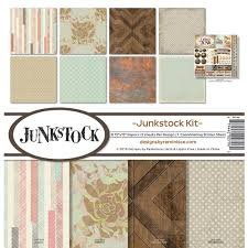 Reminisce - Junkstock Collection Kit